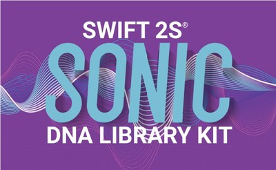 NEW SWIFT 2S® SONIC DNA LIBRARY KIT 