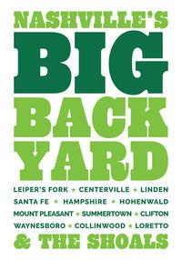 Nashville's Big Back Yard Logo (PRNewsfoto/Nashville's Big Back Yard)
