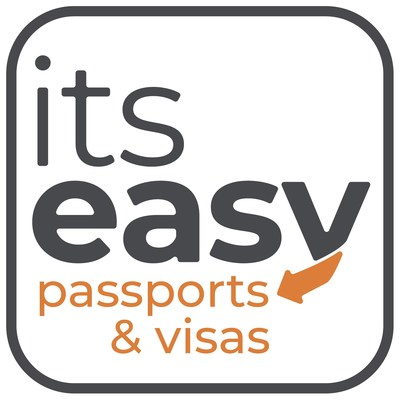 ItsEasy Passport App is the safest, most convenient and affordable way to renew your passport without leaving home. The all-inclusive $34.95 fee includes passport photos taken from home, trackable shipping and review of all documents. (PRNewsfoto/ItsEasy Passport App)