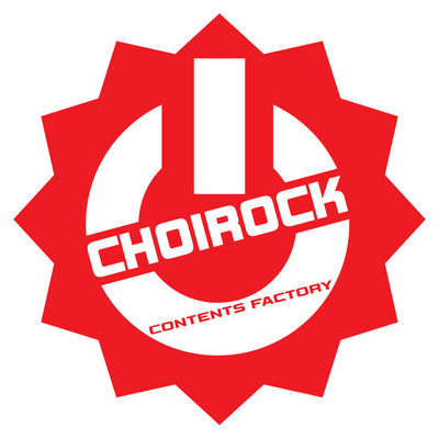 Choirock Contents Factory logo (PRNewsfoto/Choirock Contents Factory)
