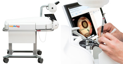 Not-for-profit campaign announces medical training with its Eye Surgery Simulator
