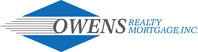 Owens Realty Mortgage, Inc. logo. (PRNewsFoto/Owens Realty Mortgage, Inc.) (PRNewsFoto/OWENS REALTY MORTGAGE, INC.) (PRNewsFoto/OWENS REALTY MORTGAGE, INC.)