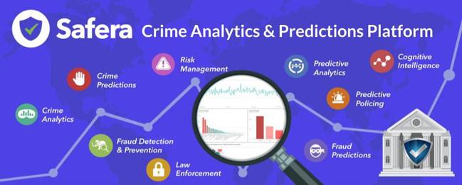 Safera - Crime Analytics & Predictions Platform