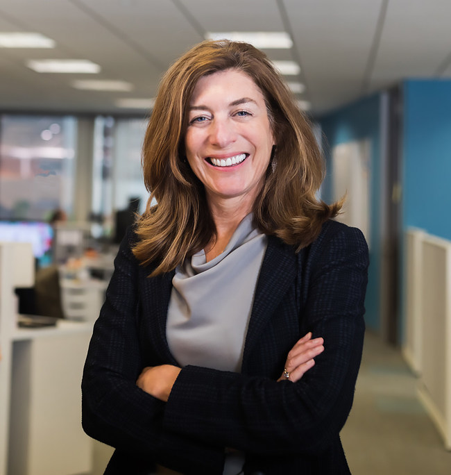 Jan Bruce, CEO and co-founder, meQuilibrium
