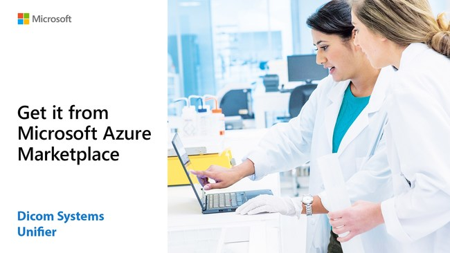 Microsoft Azure customers worldwide now gain access Dicom Systems' Unifier enterprise imaging platform to take advantage of the scalability, reliability, and agility of Azure to drive application development and shape business strategies.
