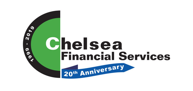 Chelsea Financial Services Celebrates its 20th Anniversary