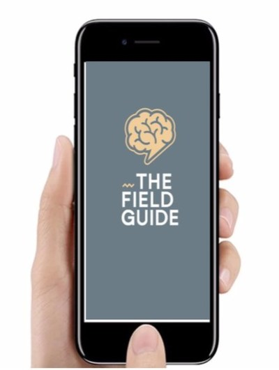 The Field Guide for Barefoot Psychology mobile application.