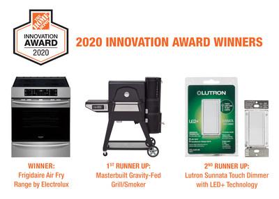 The Home Depot announces 2020 Innovation Award Winners
