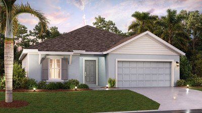 Lennar announces the debut of a new limited-release collection of single-family homes that bring exclusive new floorplans, attainable prices and Lennar's signature Everything's Included® package to homebuyers in St. Cloud, Florida.