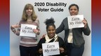 RespectAbility Releases 50 State Guides for Voters With Disabilities
