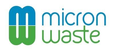 Logo: Micron Waste (CNW Group/Micron Waste Technologies Inc.)