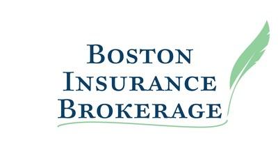 Boston Insurance Brokerage Quill Logo (PRNewsfoto/Boston Insurance Brokerage LLC)