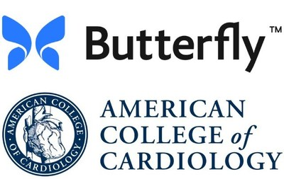 (PRNewsfoto/American College of Cardiology,Butterfly Network, Inc.)