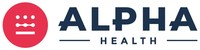 (PRNewsfoto/Alpha Health)