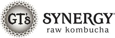 GT's Synergy Raw Kombucha (PRNewsfoto/GT's Living Foods)