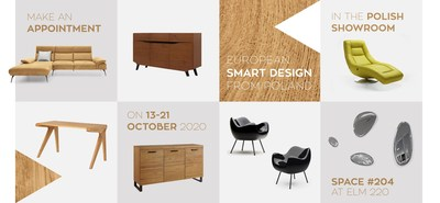 Everyone interested in Polish furniture and design has the opportunity to get to know it better during the High Point Market. This year, it will be attended by the leading Polish furniture companies (including Benix, Black Red White, Gala Collezione, Raw, Szynaka Meble, Vzór, Zięta Studio).