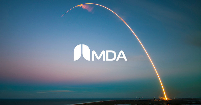 MDA launches a new corporate identity to highlight soaring space ambitions (CNW Group/MDA)