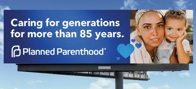 """Planned Parenthood of Wisconsin's new """"Generations"""" campaign"""