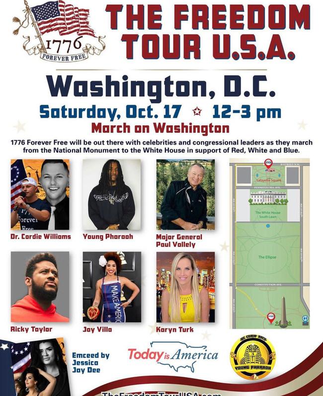 The Freedom Tour U.S.A.