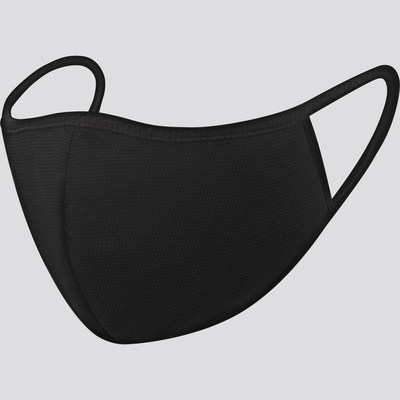 UNIQLO AIRism Mask black