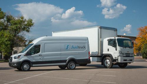 Lightning Systems will provide EV trucks to Fluid
