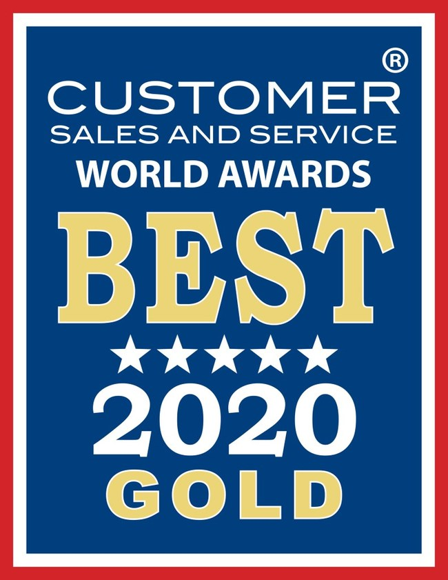 Blindster, the leading online custom window coverings business, is proud to announce that the Customer Sales & Service World Awards®, the world's top achievement awards program for sales, service, support and business development, has named Blindster's founder and CEO Kyle Cox the gold winner for Executive Excellence: Business Role Model of the Year.