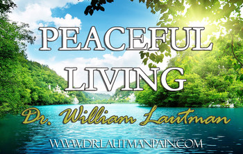 The Peaceful Living Program by William Lautman, a pain management physician, is a series of virtual tools that provide health and wellness tips for chronic pain management. William Lautman provides holistic care to enable patients suffering with chronic pain to take control of their lives and live in peace each day of their lives. This can be done with a lifestyle change. For more information on Dr. William Lautman, visit www.drlautmanpain.com