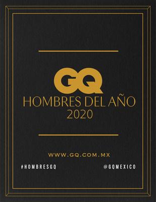 GQ HOMBRES DEL AÑO 2020