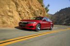 El Honda Accord 2021 tiene un estilo renovado, una variante híbrida actualizada y una nueva versión Sport Special Edition, además de integración inalámbrica con Apple CarPlay® y Android Auto™