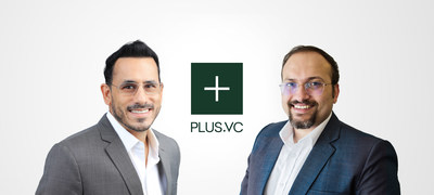 Hasan Haider and Sharif Elbadawi, the founders of +VC with over 200 transactions together