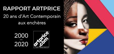 Le Rapport Artprice 2000-2020 : 20 ans d'Art Contemporain aux enchères