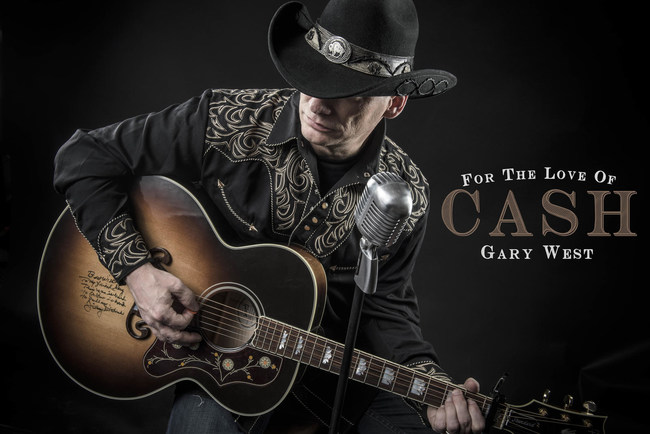 Legendary Nashville Musician, steps into the spot light with an exciting tribute to Johnny Cash.
