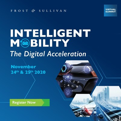 Frost & Sullivan's Intelligent Mobility 2020 Virtual Summit