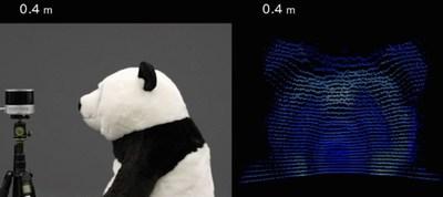 PandarXT near-range detection (PRNewsfoto/Hesai Technology)