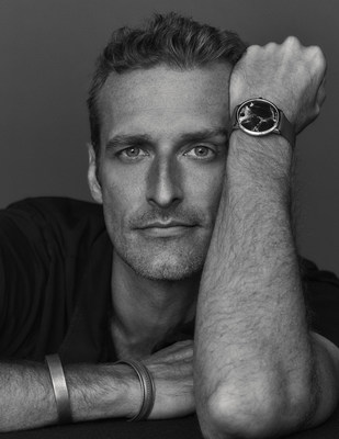 Alexi Lubomirski in the Alexi X MOVADO Artists' Series Collection