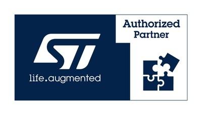 STMicroelectronics Authorized Partner