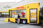 DHL Opens Houston Area Mobile Pop-Up Store