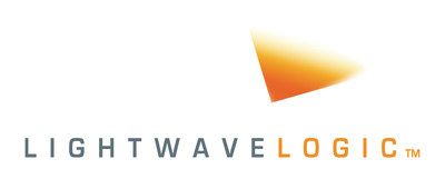 Lightwave Logic, Inc. Logo (PRNewsfoto/Lightwave Logic, Inc.)