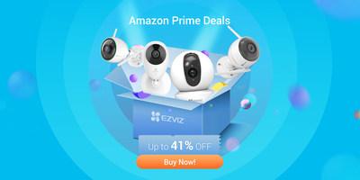 EZVIZ Amazon Prime Day 2020