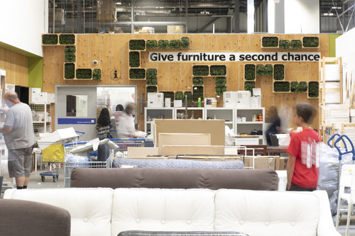 IKEA Canada to launch alternative Black Friday campaign to inspire more sustainable living (CNW Group/IKEA Canada)