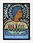 New Kwanzaa Stamp Now Available