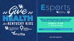 "Gen.G & University Of Kentucky Launches New Program With Kentucky Children's Hospital - ""Give Health For Kentucky Kids"""