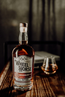 Wheel Horse Bourbon Whiskey