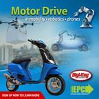 Digi-Key Electronics Partners with Efficient Power Conversion (EPC) to Host eGaN® Motor Drive Webinar