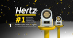 Hertz Ranks No. 1 in Customer Satisfaction for Rental Cars by J.D. Power for Second Consecutive Year