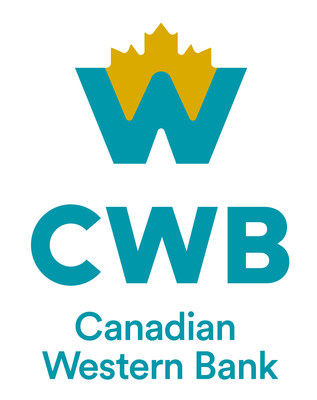 Canadian Western Bank Logo (CNW Group/Canadian Western Bank)