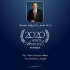 Hisham Seify, M.D., PhD, FACS wins Top Plastic Surgeon West and Top Aesthetic Doctor 2020