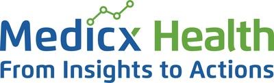 Medicx Media Solutions Logo (PRNewsfoto/Medicx Media Solutions)