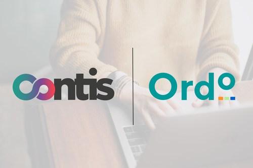 Contis and Ordo partnership