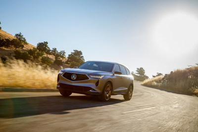 New Flagship: MDX Prototype Previews Most Premium and Performance-Focused SUV in Acura History